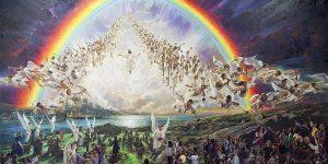 О СВЕТЛАЯ ЗВЕЗДА… О Светлая Звезда в небесном храме Бога, Пред Кем закроет очи серафим,