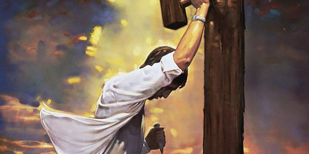 Чий хрест поніс Ісус на Голгофу?  Майже 2000 років продовжуються суперечки довкола хреста Ісуса Христа.