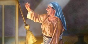 Притча о потерянной драхме (Из серии «Ищущая Божья любовь») В старину на Ближнем Востоке девушки в приданое получали от матери серебряные монеты. Иногда это сокровище было семейной реликвией, передаваемой по женской линии от прапрабабушки к матери, а затем к дочери.