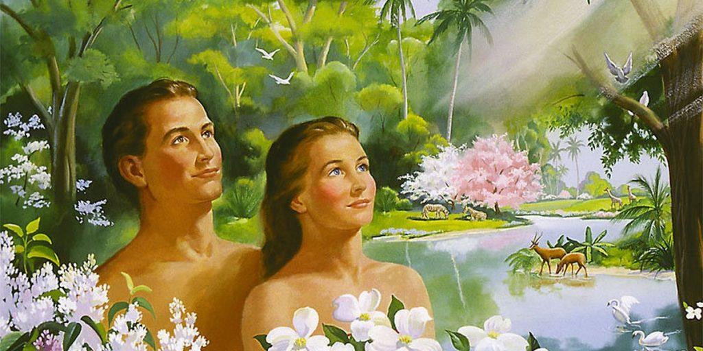 ВТОРОЕ «Я» АДАМА (Исследование Быт. 1:27, 28; 2:18-24) «И сотворил Бог человека по образу Своему, по образу Божью сотворил его; мужчину и женщину сотворил их.