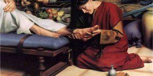 Любовь → прощение?.. Прощение → любовь! (Исследование текста Луки 7:47) «Иисус сказал: у одного заимодавца было два должника: один должен был пятьсот динариев, а другой пятьдесят,но как они не имели чем заплатить, он простил обоим. Скажи же, который из них более возлюбит его?