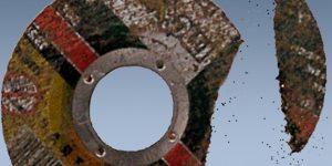 Горький урок Обратите внимание на этот необычный, изломанный абразивный диск. Вот уже несколько лет я храню его, как памятник нарушенного общения с Богом.