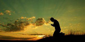 Молитва. Положення тіла під час молитви